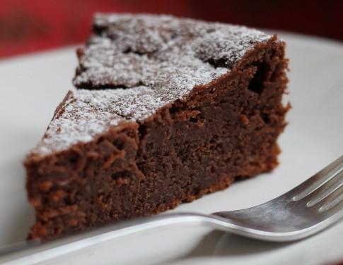 Chocolate Chestnut Cake Charlotte Puckette